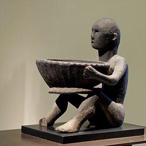 Escultura ifugao