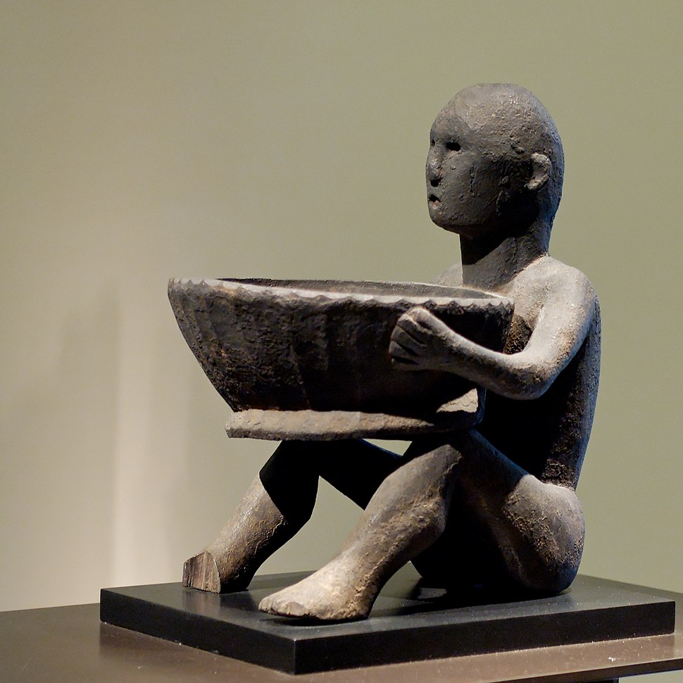 Ifugao sculpture Louvre 70-1999-4-1