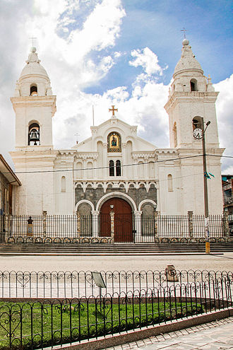 Jauja - Iglesia matriz de la ciudad de Jauja.