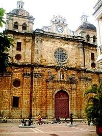 Iglesia de San Pedro Claver (Cartagena)