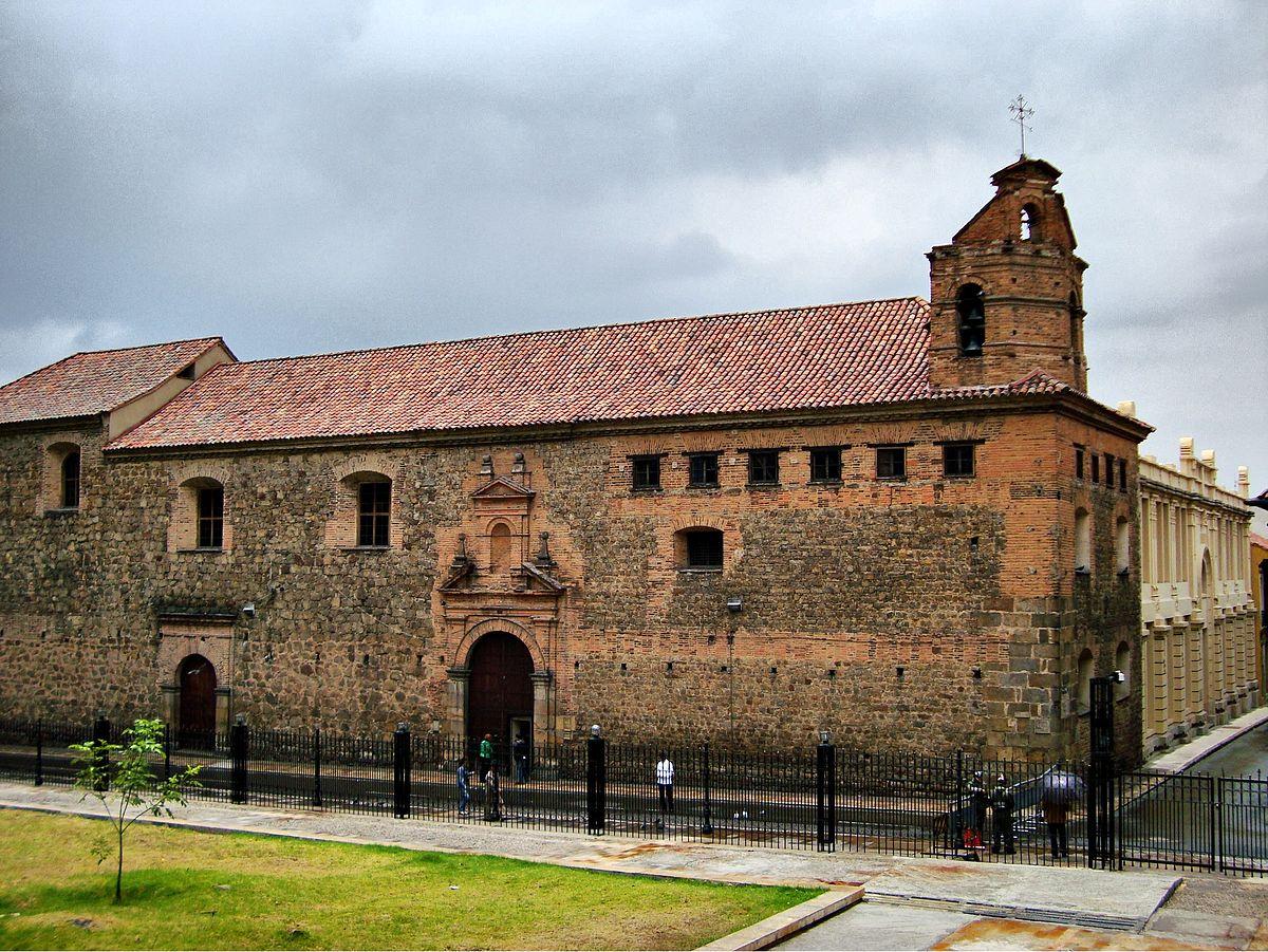 Iglesia De Santa Clara Bogota Wikipedia La Enciclopedia Libre