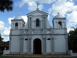 Santiago church, Misiones