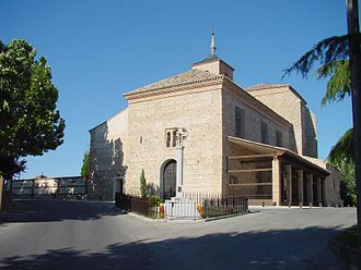 Griñón - Griñón church