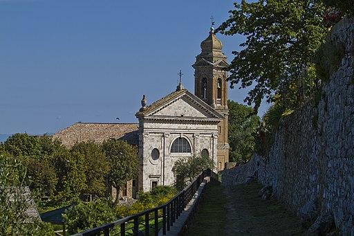 Il Santuario di Santa Maria del Soccorso