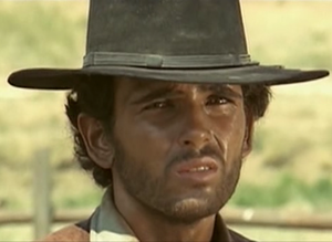 Leonard Mann (actor) - Mann in The Forgotten Pistolero (1969)