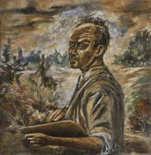 Federico Cantú Garza painter, etcher and sculptor Hispano-American