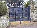 Imposing Gates - geograph.org.uk - 299034.jpg