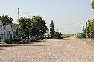 Somerset, Manitoba - Image: In Somerset panoramio