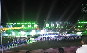 2010 Central American and Caribbean Games - Opening ceremony