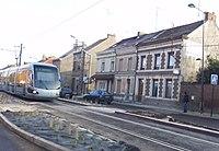 Inauguration de la branche vers Vieux-Condé de la ligne B du tramway de Valenciennes le 13 décembre 2013 (148).JPG