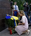 Independence Day of Ukraine 2017. Memorial events 09.jpg