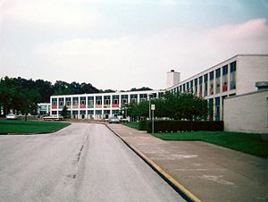 North Allegheny School District - Ingomar Middle School, 1977.