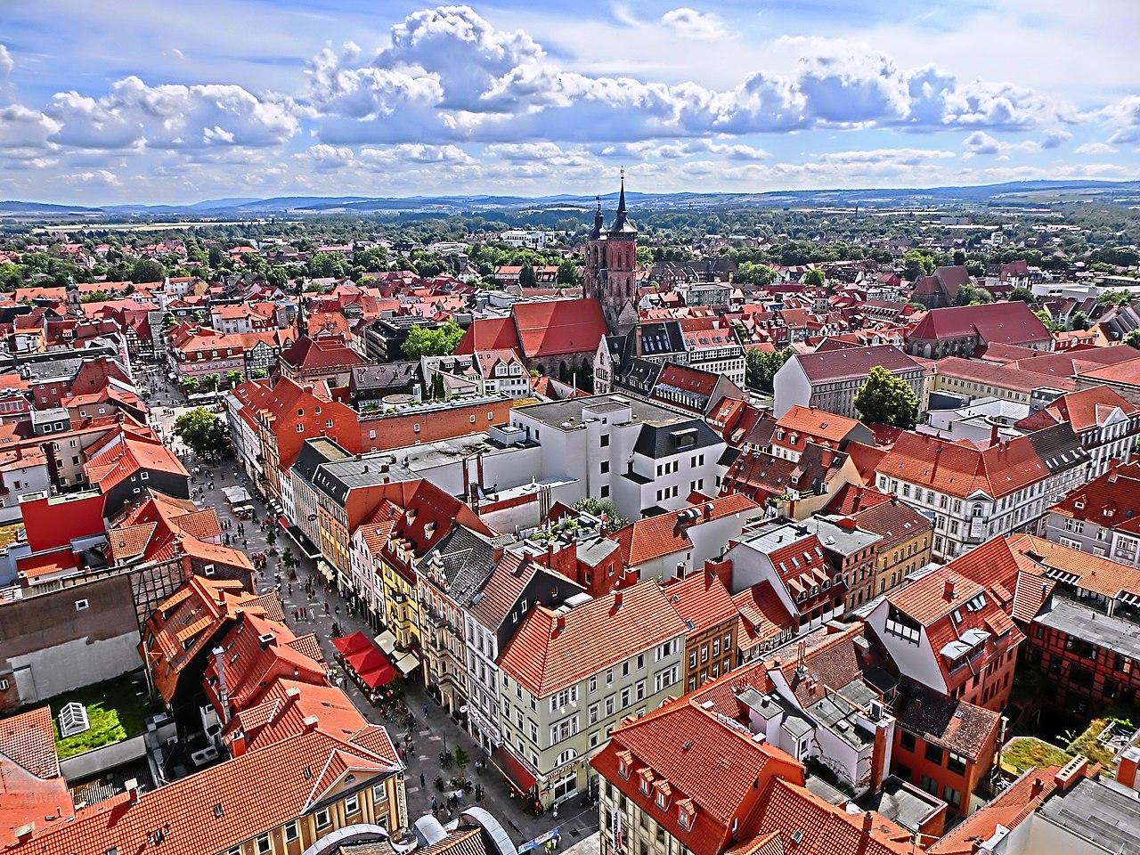 file innenstadt g ttingen germany panoramio 2 jpg