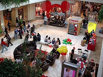 Hawthorn Mall - Image: Inside Westfield Hawthorn