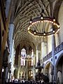 Inside the Nave of the Schlosskirche Wittenberg.JPG