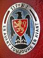 Insigne du 117e régiment d'infanterie.JPG