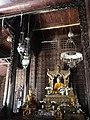 Interior of Shwe In Bin - Teak Monastery.jpg