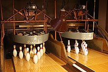 New Brunswick Bowling >> Brunswick Bowling Billiards Wikipedia