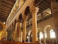 Interno della Basilica di S. Demetrio di Tessalonica - panoramio.jpg