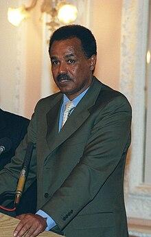 Presidente de Eritrea