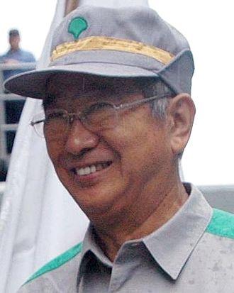 Shintaro Ishihara - Shintaro Ishihara in 2006