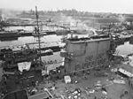 Island of USS Saratoga (CV-3) on 14 May 1942.jpg