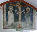 Isny Nikolaikirche Sakristei Kreuzigungsszene.jpg