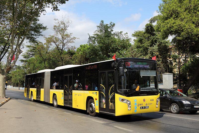 イスタンブール・バス