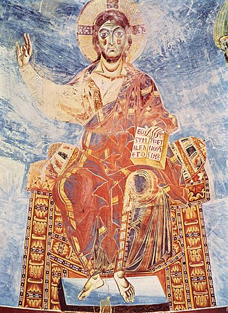 1100s in art - Image: Italo Byzantinischer Meister 001