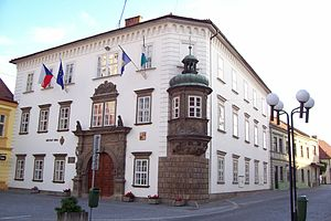 Ivančice - Town hall