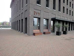 FG (restaurant) - FG when it was still named Ivy