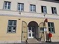 Jászberény 1 Post Office. - Lehel vezér Sq., Jászberény.JPG