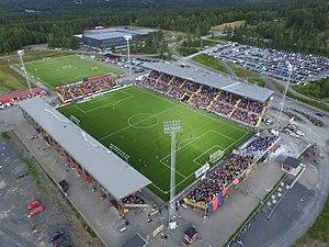 Jämtkraft Arena - Jämtkraft Arena