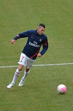 Jérémy Ménez (11-03-2012)