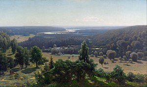 Jūlijs Feders - The Gauja Valley - Google Art Project.jpg