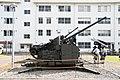 JGSDF 75mm M51 Skysweeper Anti-Aircraft Gun right side view at Camp Shimoshizu April 29, 2018.jpg