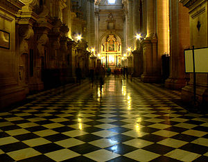 Jaén Cathedral - Jaén Cathedral interior