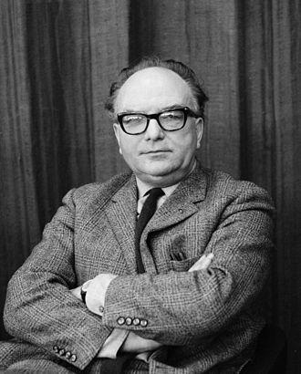 Jaap Bakema - Jaap Bakema in 1966