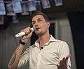 Jacco tijdens een optreden in Utopia..jpg