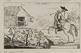 Prince William, Duke of Cumberland - Jacobite satire of the Duke of Cumberland in the Highlands