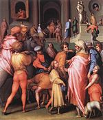Jacopo Pontormo - Joseph Being Sold to Potiphar - WGA18077.jpg