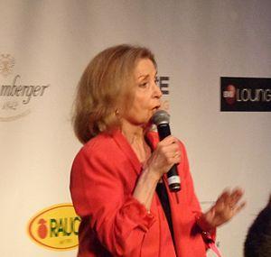 Jacqueline Boyer - Jacqueline Boyer in Vienna in May 2015.
