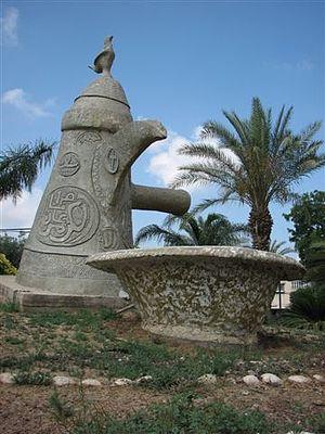 Jadeidi-Makr - Entrance to Jadeidi-Makr