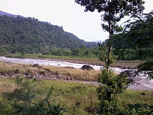 Jaldhaka River - Jaldhaka River in Kalimpong district