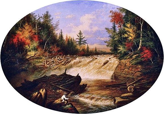Shawinigan River