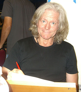 James Sherman (comics) - Sherman at the November 2008 Big Apple Con in Manhattan.