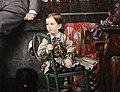 James Tissot, ritratto dei marchesi di miramont coi figli, 1865, 05.JPG