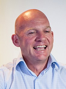 Jamie Whyte on the day of the announcement of his selection as Leader by ACT