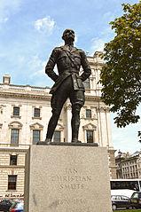 Statue of Jan Smuts