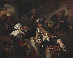 Twelfth-Night Feast